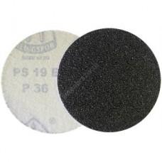 Шлифовальный круг на липучке 125мм. Klingspor Карбид кремния. Зерно 36.